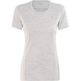 Norrøna Wool Naiset Lyhythihainen paita , valkoinen